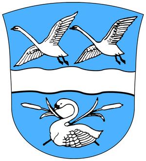 Vallensbæk Municipality - Image: Vallensbæk Kommune shield