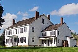 Van Horne House, Bridgewater Township, NJ - looking northwest.jpg