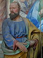 Varallo, Sacra monte, Cappella 15-Healing of the Lame 08.JPG