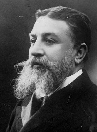 Bulgaria during World War I - Vasil Radoslavov (c.1915). Prime minister from 1913 to 1918.