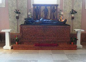 Antonín Cyril Stojan - Tomb