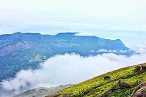 Velliangiri Mountains - Image: Velliangiri Mountains