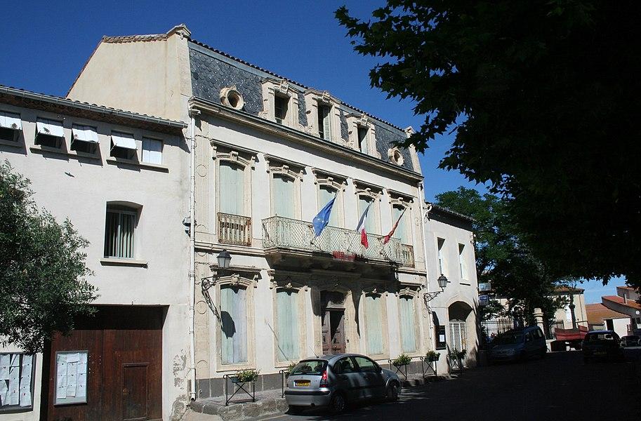 Vendres (Hérault) - mairie.