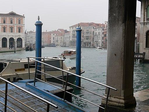 Venezia View from Fondaco dei Tedeschi