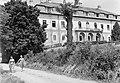 Verőce 1968, Migazzi-kastély. Fortepan 32379.jpg