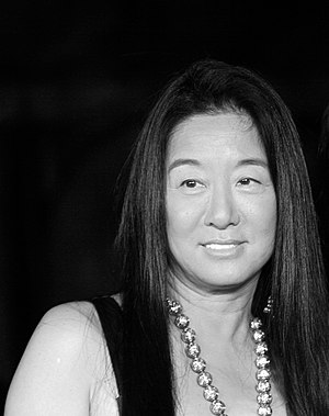 Designer Vera Wang at Ralph Lauren's 40th Anni...
