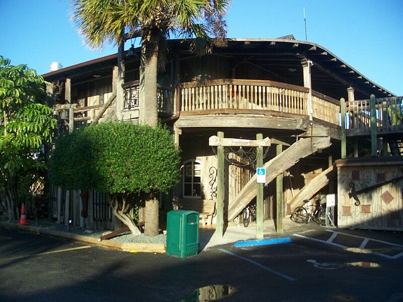 Driftwood Inn Restaurant Vero Beach