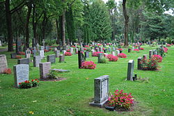 vestre gravlund kart Vestre gravlund – Wikipedia