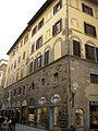 Via de' calzaiuoli, palazzo cavalcanti e della compagnia di orsanmichele.JPG