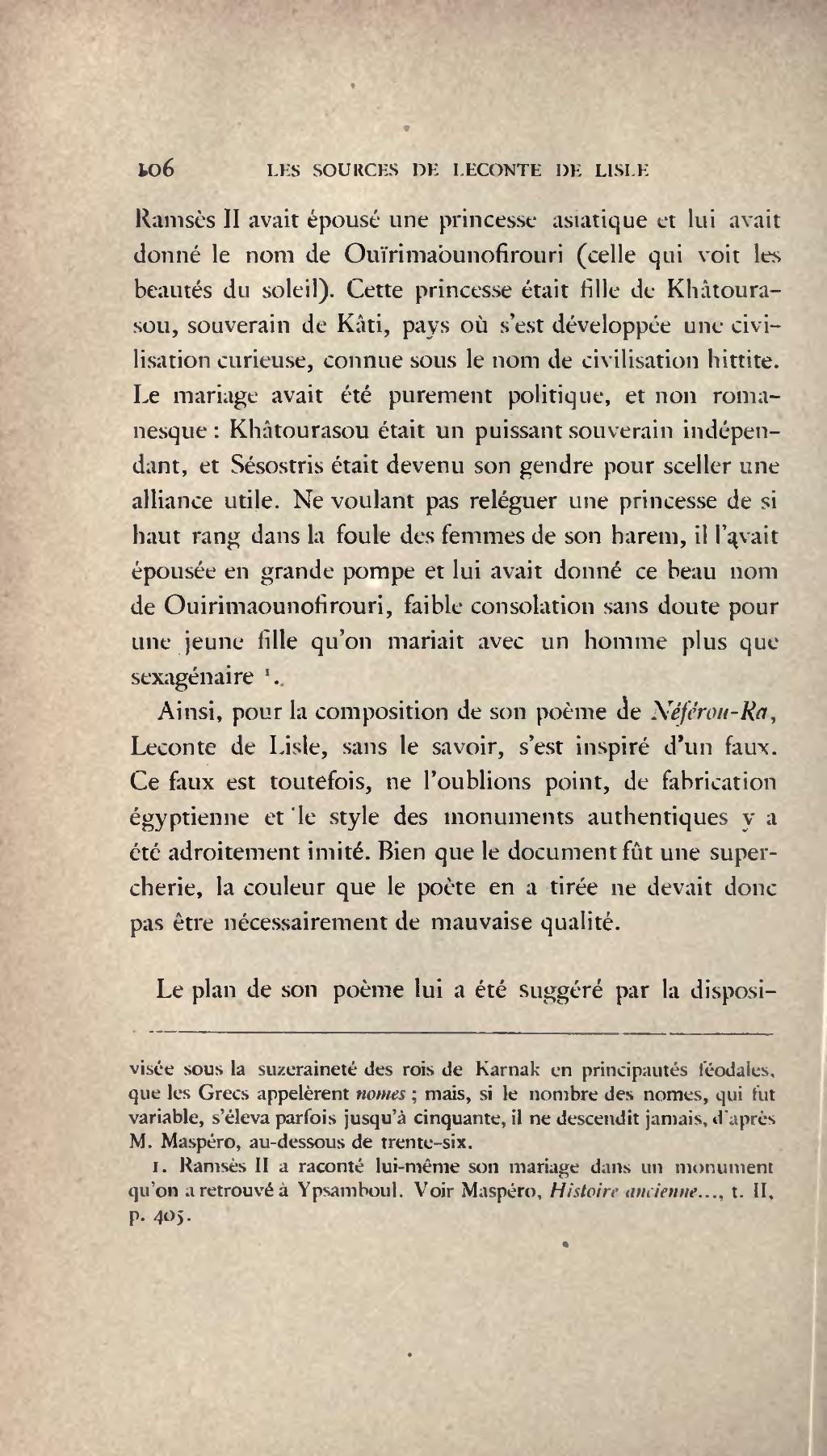 Pagevianey Les Sources De Leconte De Lisle 1907djvu122