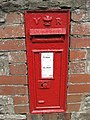 Victorian postbox, Usk - geograph.org.uk - 1425953.jpg