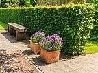 Vierkante bloembakken. Locatie, Tuinen Mien Ruys.jpg