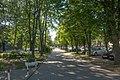 Viery Charužaj street (Minsk, Belarus) — Вуліца Веры Харужай (Мінск, Беларусь) — Улица Веры Хоружей (Минск, Беларусь) - 4.jpg