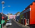 View SE down Chiappini Street from Helliger Lane intersection, Bo-Kaap, Cape Town.jpg