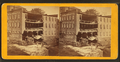 View of Hines, Newman & Co.'s machine shop damaged by flood, by Howe, C. L. (Caleb L.).png