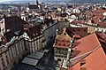 View of Prague from the top of the Old Town Hall Tower (17) (25685667723).jpg