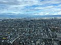 View to the west from Abeno Harukas (1).jpg