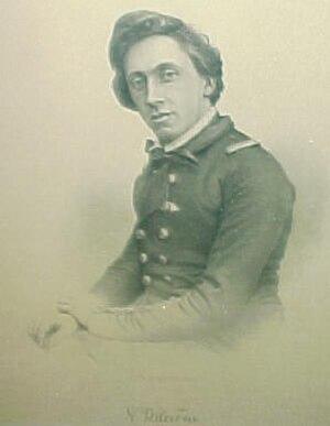 Vilhelm Pedersen - Vilhelm Pedersen