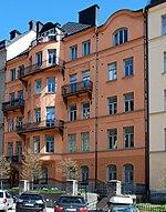 Villagatan 22 Stockholm.   JPG