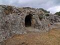 Villanova Monteleone Necropoli Puttu Codino - Tomba V.jpg