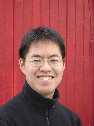 Vincent Lam - Image: Vincent Lam official headshot