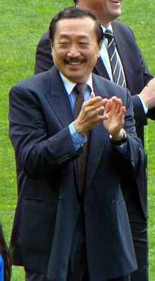 Vincent Tan Photo