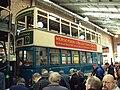 Vintage tram at the Wirral Bus & Tram Show - DSC03269.JPG