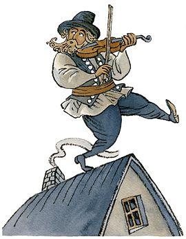 Un Violon Sur Le Toit Wikip 233 Dia