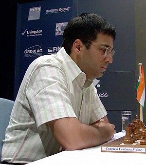 World Chess Championship 2012 - Image: Vishy Anand