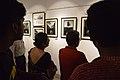 Visitors - Group Exhibition - PAD - Kolkata 2016-07-29 5443.JPG