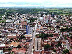 Vista aérea do centro da cidade de Unaí, MG.jpg