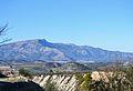 Vista cap a Cocentaina i la serra de Mariola des de Benasau.JPG