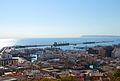 Vista d'Alacant i el port des del parc de l'Ereta.JPG