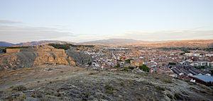 Vista de Calatayud desde San Roque, España, 2012-08-31, DD 01.JPG