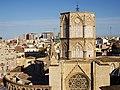 Vista del cimbori de la catedral de València.jpg