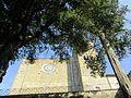 Visuale con alberi 'Abbazia di Santa Maria di Valdiponte o Montelabate.JPG