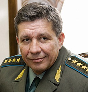 Vladimir Popovkin retired Russian general and former head of the federal space agency Roscosmos
