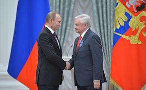 Лиханов, Альберт, анатольевич WiKi