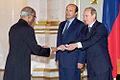 Vladimir Putin with Krishna Raghunath.jpg