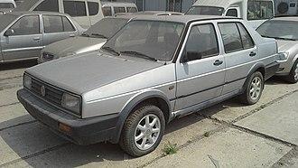 Volkswagen Jetta (China) - Volkswagen Jetta (China)
