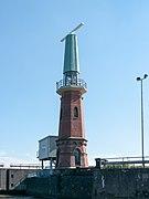 Vorhafen, Radar, WPAhoi, Hamburg (P1080372).jpg