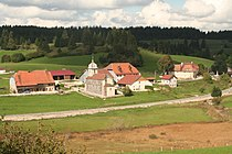 Vue du village du Brey - 5-10-2006.jpg