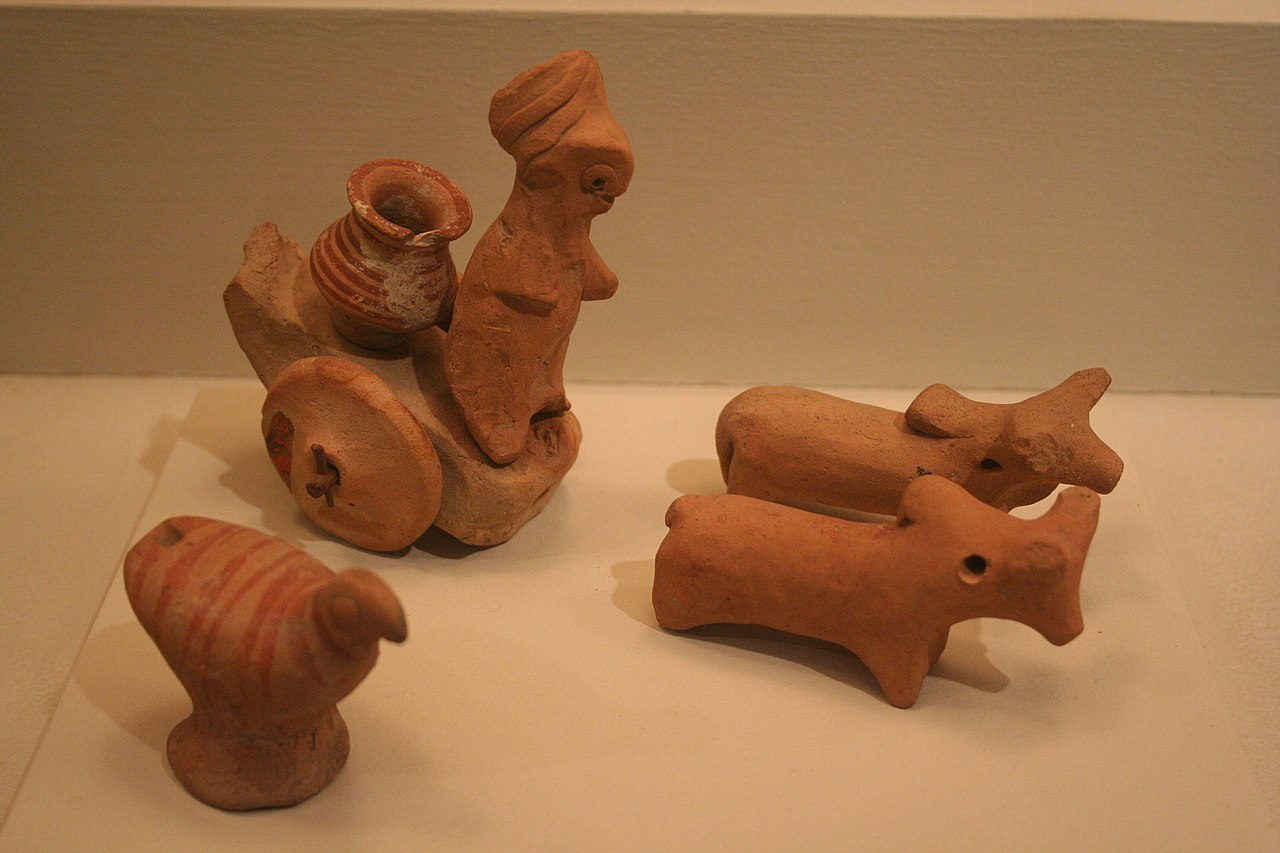 WLA brooklynmuseum Harappa Miniature Votive Images.jpg