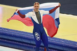 Pavel Kulizhnikov - Image: WSDSSC Kolomna 2016 Pavel Kulizhnikov 2
