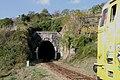 Wachauerbahn - Schlossbergtunnel, Südostportal.jpg
