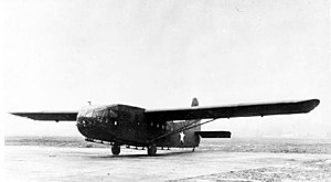 Waco CG-13 - The XCG-13