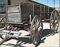 Wagon, Pioneertown, CA 4-13-13 (8698453765).jpg