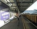 Wagons passing through Havant Station (2) - geograph.org.uk - 1599353.jpg