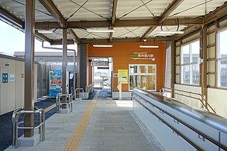 Izumi-Sotoasahikawa Station