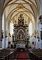 Waldzell - Kirche, Hochaltar.JPG